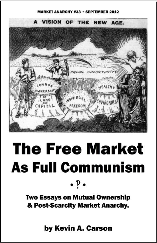 Essay on communism