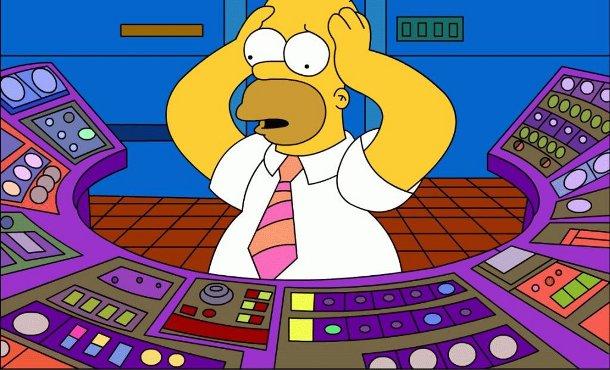 The Homer Simpson Economy