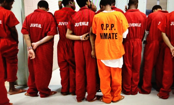 End Youth Imprisonment Now