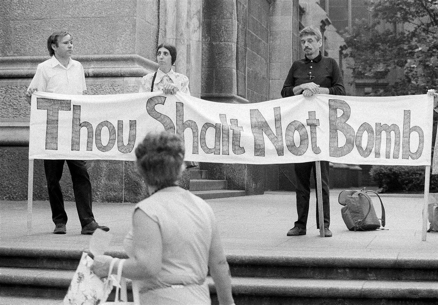 Father Daniel Berrigan's Legacy of Resistance